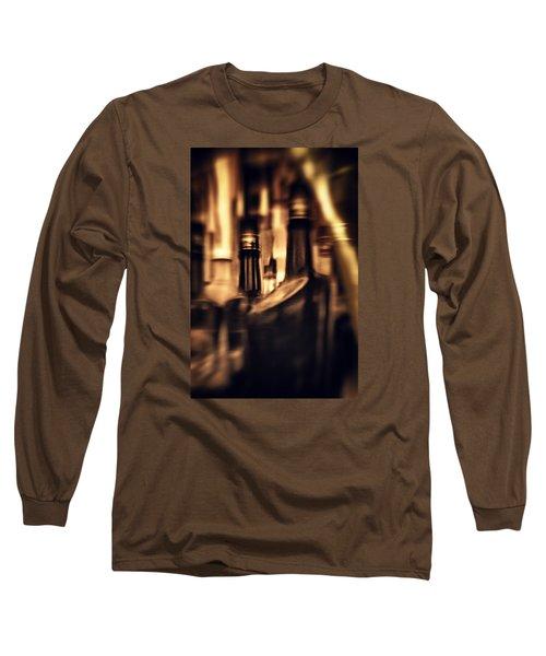 Woozy Long Sleeve T-Shirt by Rajiv Chopra