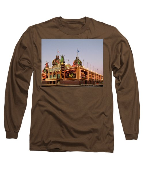 World's Only Corn Palace 2017-18 Long Sleeve T-Shirt