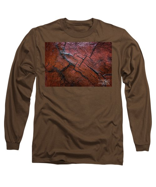 Worn And Weathered Long Sleeve T-Shirt