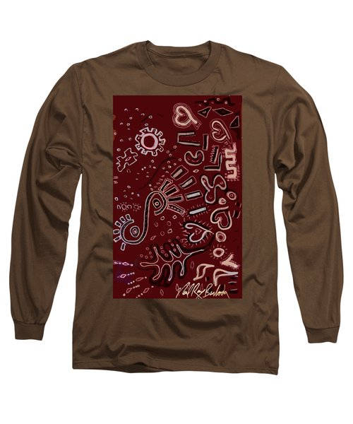 Wrapping Paper Long Sleeve T-Shirt