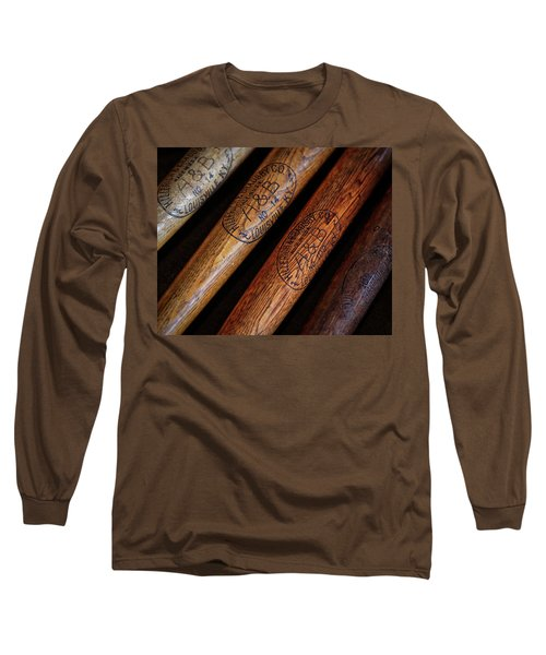 Wwii Lineup Long Sleeve T-Shirt