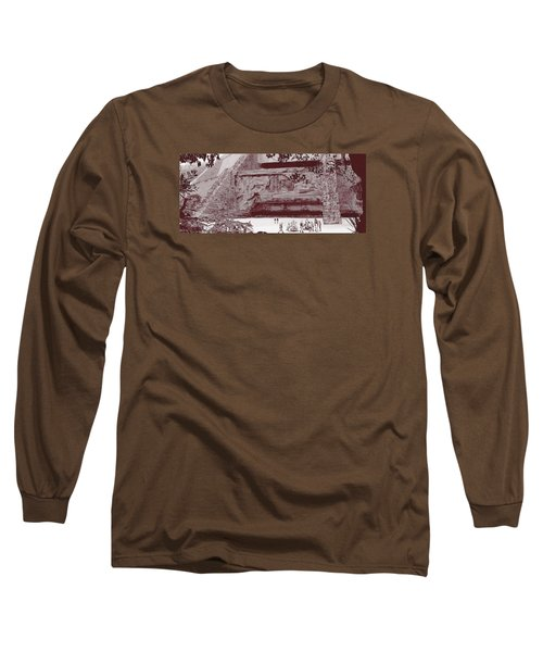 Yavin Temple Long Sleeve T-Shirt