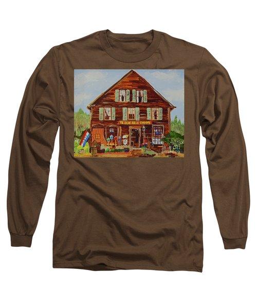 Ye Olde Sale Shoppe Long Sleeve T-Shirt