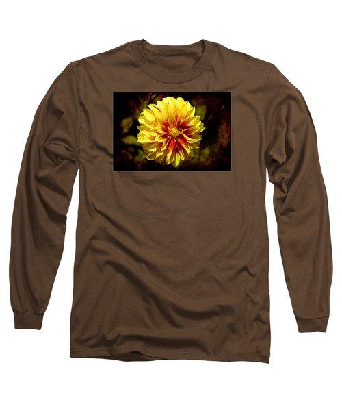 Yellow Artistry Long Sleeve T-Shirt