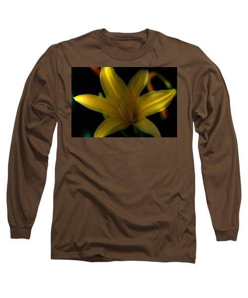 Yellow Beckoning Long Sleeve T-Shirt