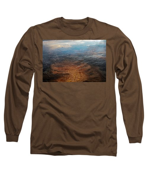 Long Sleeve T-Shirt featuring the photograph Yellowstone Colors #6 by Scott Read