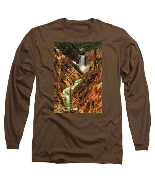 Yellowstone Long Sleeve T-Shirt