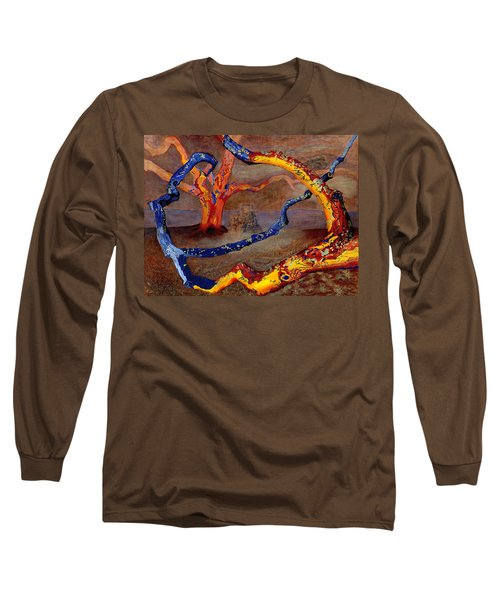 Yolande's Great Oak Long Sleeve T-Shirt
