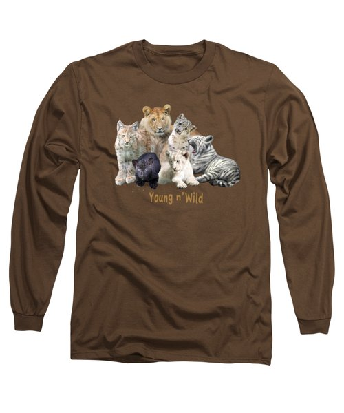 Young And Wild Long Sleeve T-Shirt