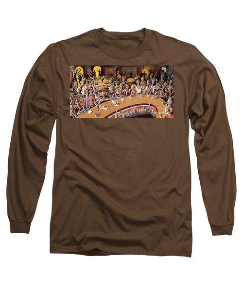 Your Bar Long Sleeve T-Shirt