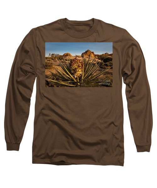 Yucca Bloom Long Sleeve T-Shirt