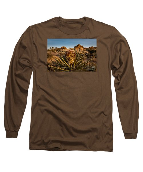 Yucca Bloom Long Sleeve T-Shirt