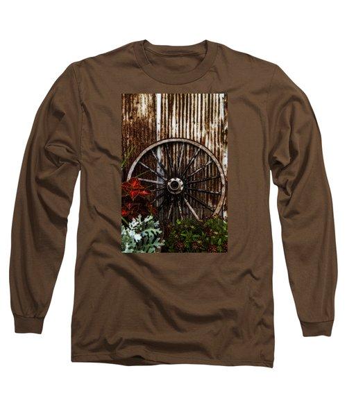 Zahrada Long Sleeve T-Shirt by Greg Collins