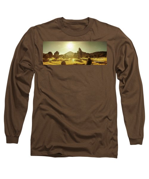 Zeehan Golf Course Long Sleeve T-Shirt