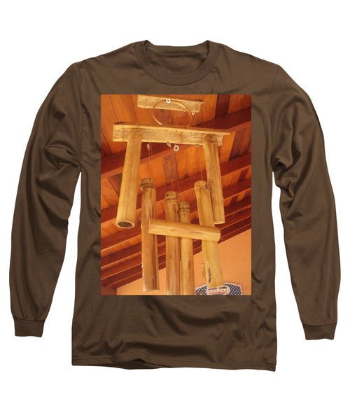 Zen By Myself Long Sleeve T-Shirt by Beto Machado
