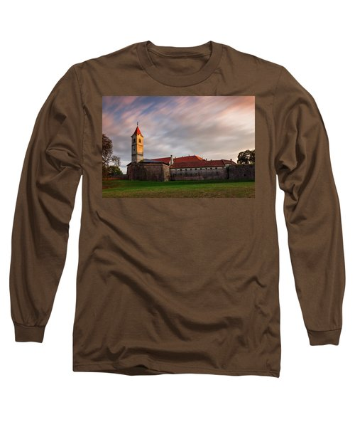 Zrinskis' Castle Long Sleeve T-Shirt