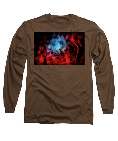 Abstract 53 Long Sleeve T-Shirt