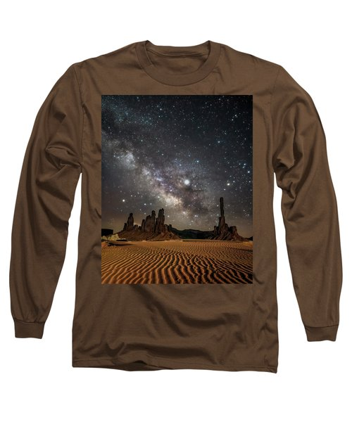 Jupiter's Staircase Long Sleeve T-Shirt