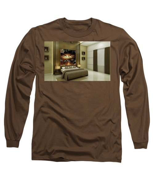 Just A Split Second Long Sleeve T-Shirt