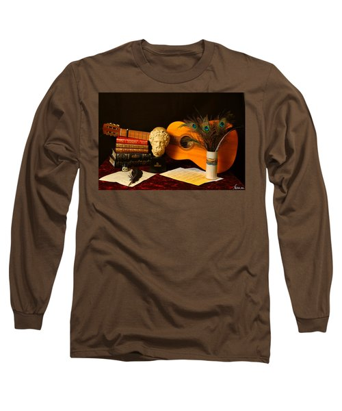 The Arts Long Sleeve T-Shirt