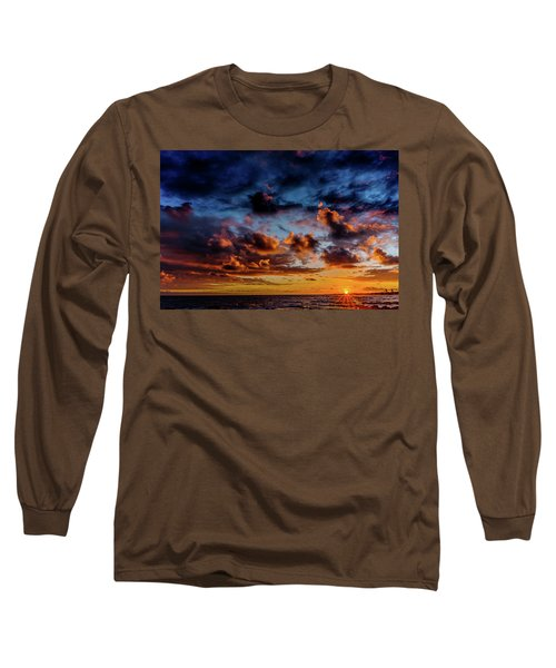 Almost A Painting Long Sleeve T-Shirt