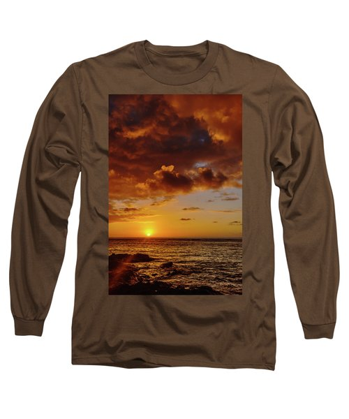 And Then The Sun Set Long Sleeve T-Shirt