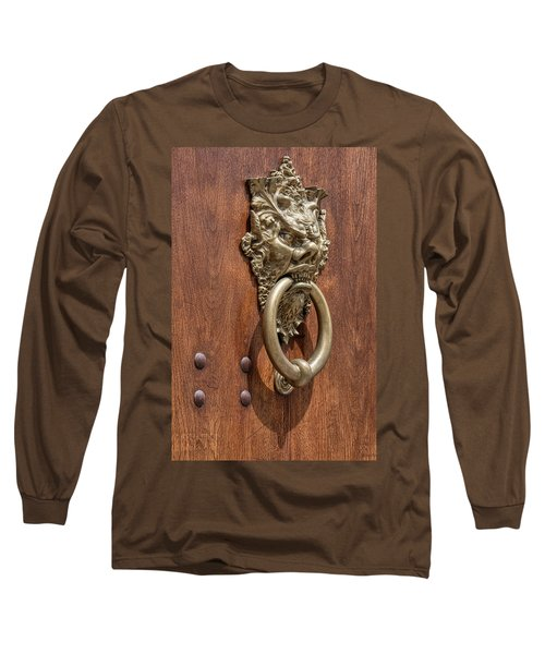 Angry Devil Of Venice Long Sleeve T-Shirt