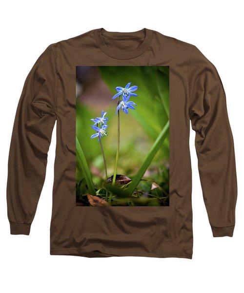 Animated Long Sleeve T-Shirt