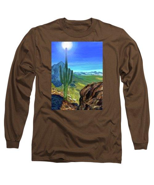 Arizona Heat Long Sleeve T-Shirt