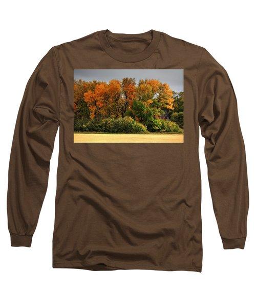 Autumn Is Nigh  Long Sleeve T-Shirt