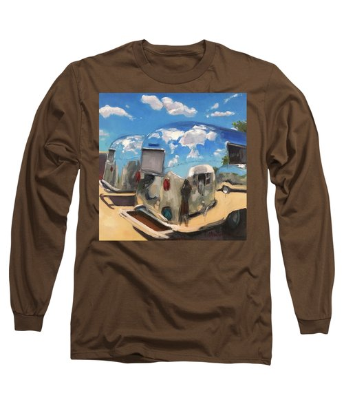 Baby's At The Polisher's Long Sleeve T-Shirt