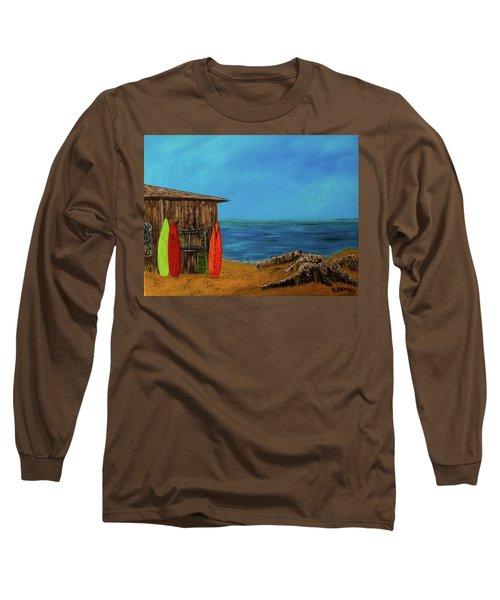 Beach House Long Sleeve T-Shirt
