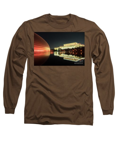 Beijing Art Center  Long Sleeve T-Shirt
