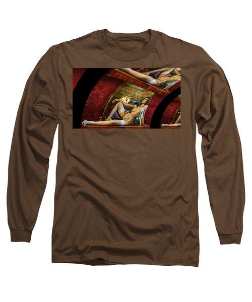 Blooming Queen Long Sleeve T-Shirt