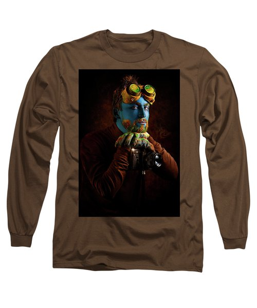 Break Long Sleeve T-Shirt
