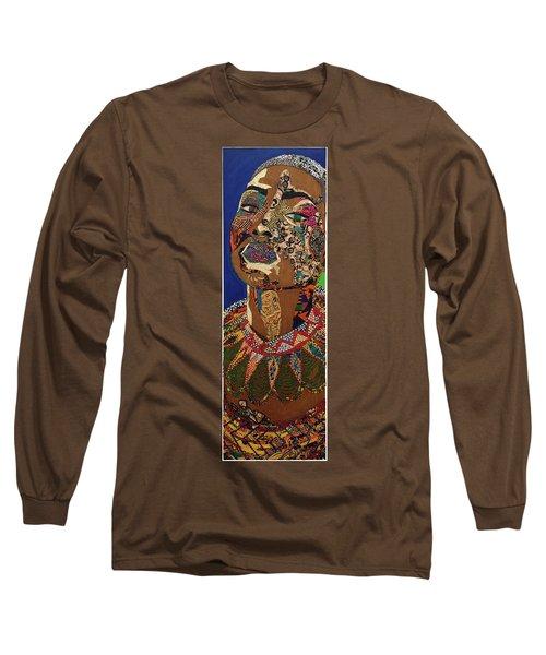 Ibukun Ami Blessed Mark Long Sleeve T-Shirt