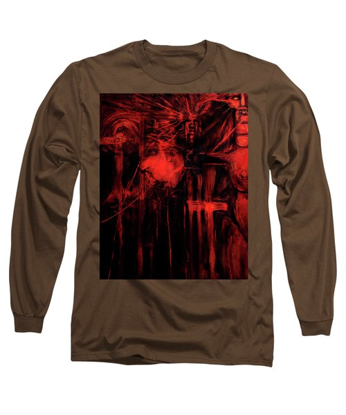 By Way Of The Holy Long Sleeve T-Shirt