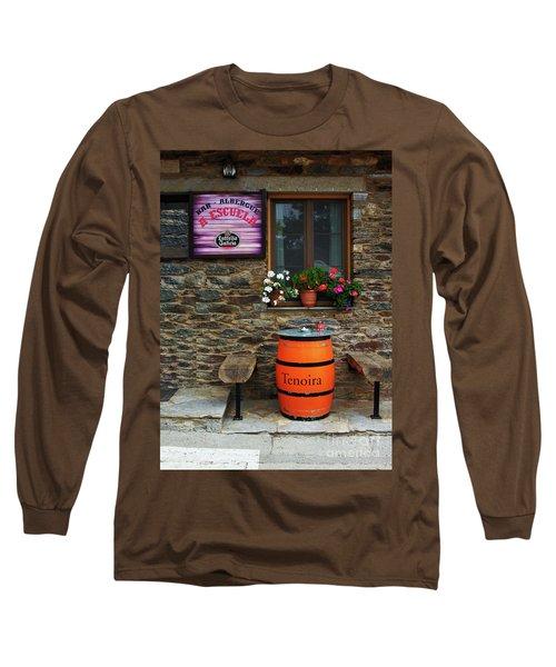 Camino Pilgrim's Repast Long Sleeve T-Shirt