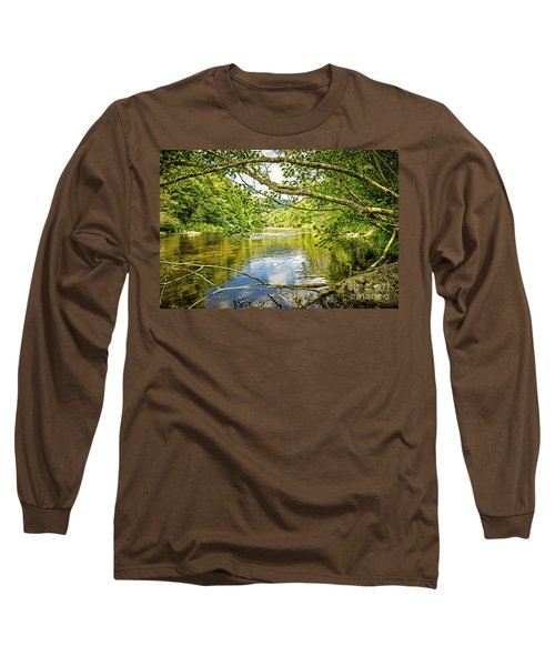 Canal Pool Long Sleeve T-Shirt