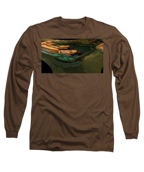 Canary Seaweed Long Sleeve T-Shirt