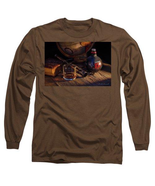 Captain Morgan Long Sleeve T-Shirt