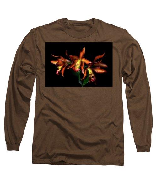 Cattleya Long Sleeve T-Shirt