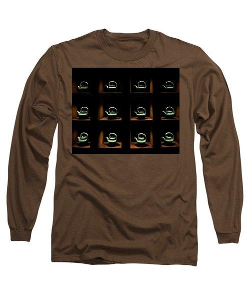 Celadon Tea Pots Long Sleeve T-Shirt