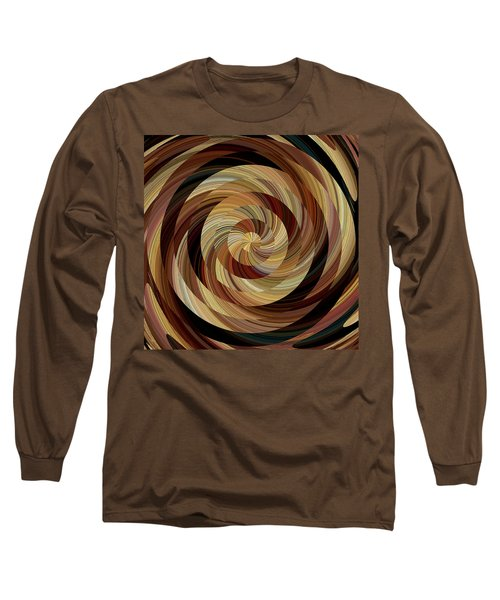 Cinnamon Roll Long Sleeve T-Shirt