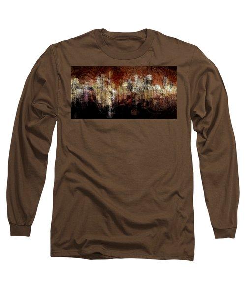 City On The Edge Long Sleeve T-Shirt