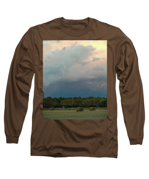 Colossak Country Clouds Long Sleeve T-Shirt