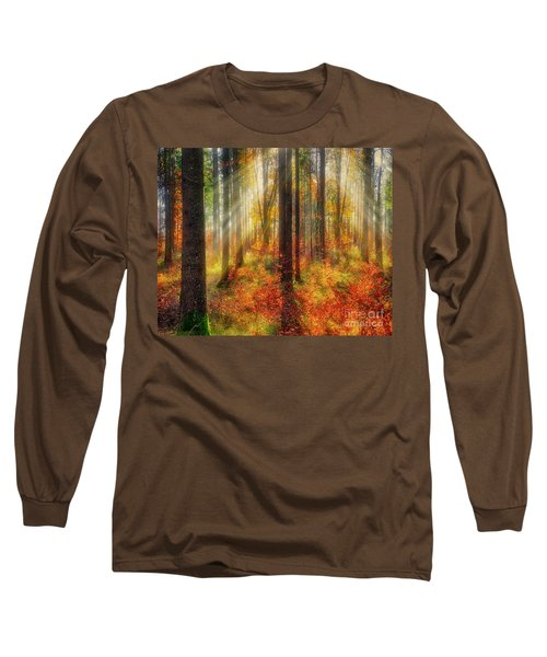 Colours Of Nature 02 Long Sleeve T-Shirt