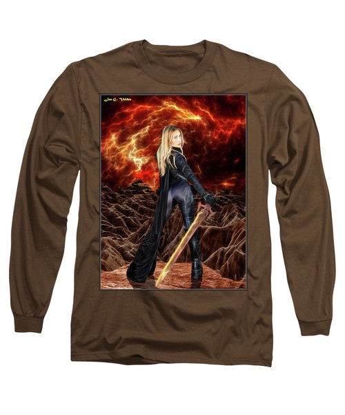 Cosmic Destroyer Long Sleeve T-Shirt