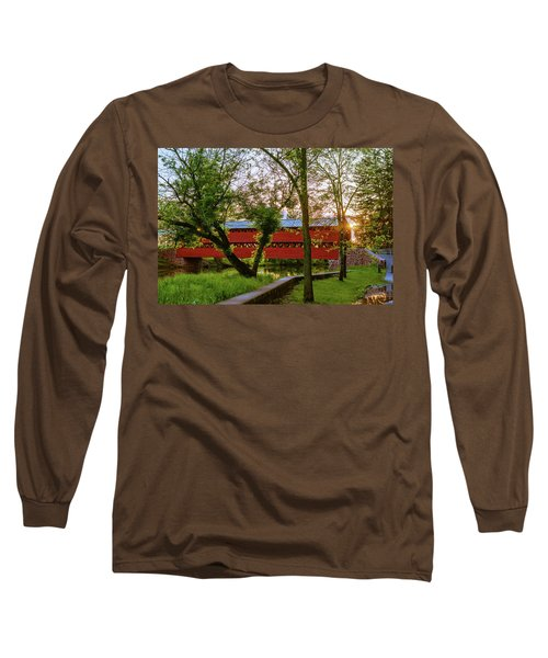 Covered Through Tree Long Sleeve T-Shirt