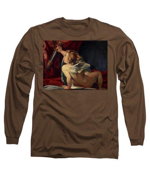 Cupid, 1620 Long Sleeve T-Shirt